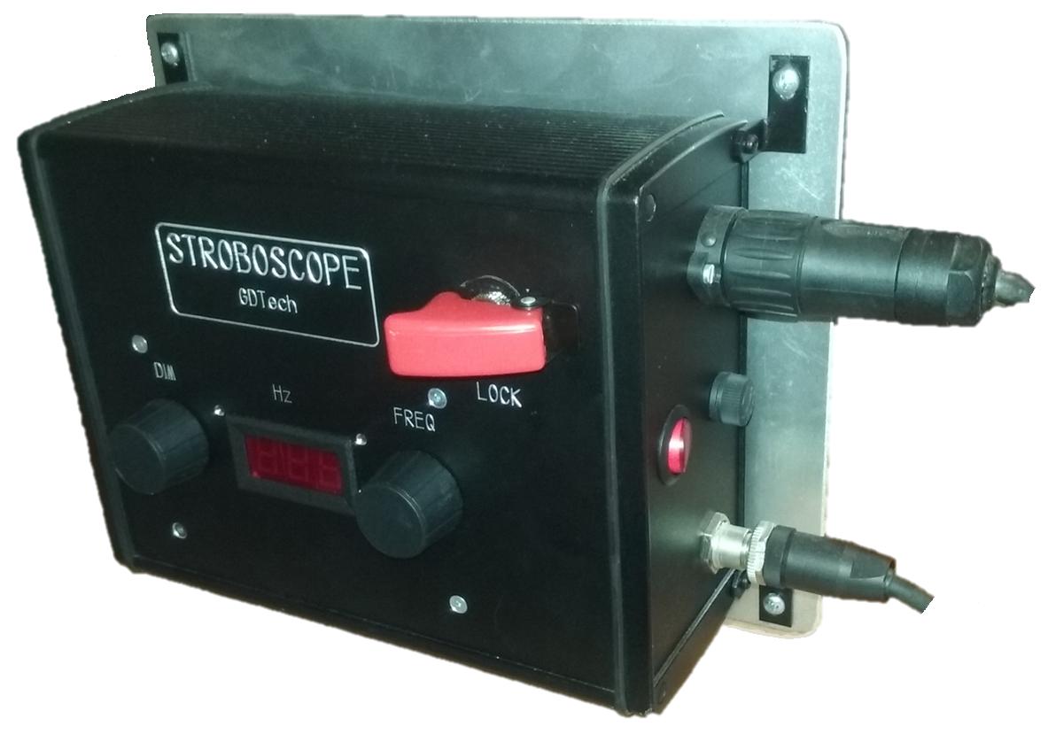 Strobe Light Gdtech Lighting Led Stroboscope